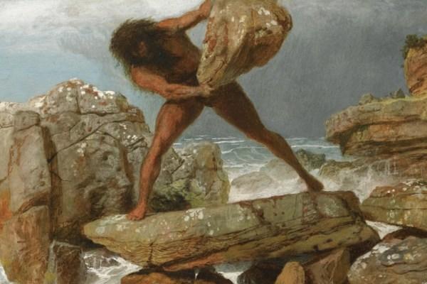 Uz bilješku o okrutnom pakleničkom kiklopu pjesnik je zapisao: Ne znam kako se priča slična Odisejevoj našla u tom velebitskom kraju...