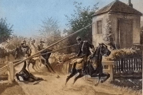 Dok je u Zagrebu vijećao Sabor, mještani sela pokraj Osijeka proglasili su republiku, naoružali se i izabrali predsjednika