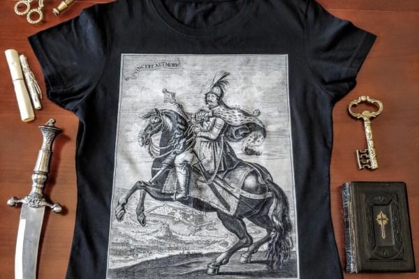 Hrvatski besmrtnici: predstavljamo kolekciju najvećih junaka minulih vremena ovjekovječenih na majicama