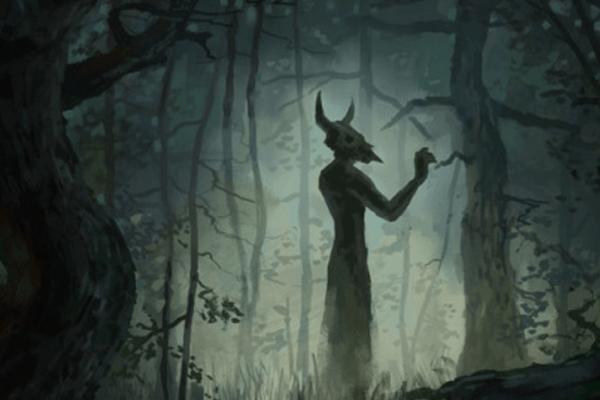 Huta naa-naa-naa! drevni je uzvik koji putnika čuva od Hute, vile čuvarice šuma koja lebdi među krošnjama i hoda na kokošjim nogama