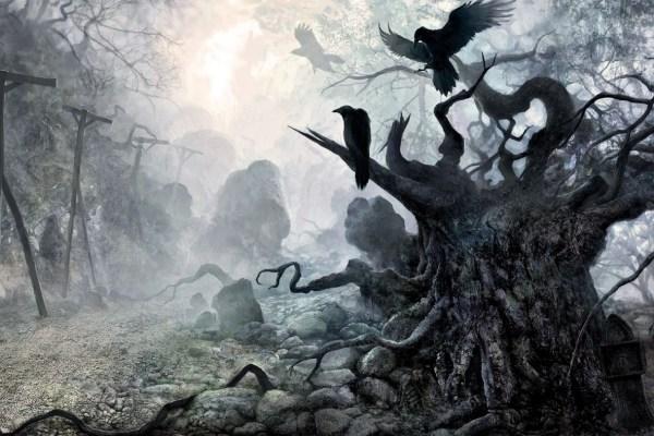 """Kad vrana viče """"Plak!"""" Među pticama postoje one za koje vjeruju da su glasnici smrti, da u njih ulazi đavao, da zimi lete do samog pakla"""