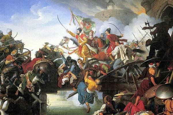 Zmija na maču Zrinskog bila je znak da treba krenuti u napad i potjerati Turke koji su opsjedali zaboravljenu utvrdu