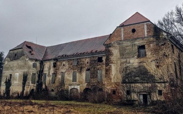 Dvorac Poznanovec u Bedekovčini