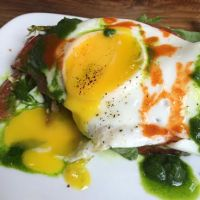 Weekend Breakfast: The Sycamore Kitchen...