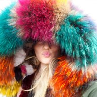 One Pretty Parka. . .