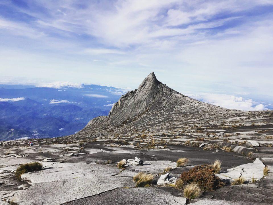 South's peak of mt.kinabalu