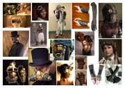 moodboards steampunk blaine901's