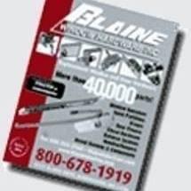 Blaine Catalog