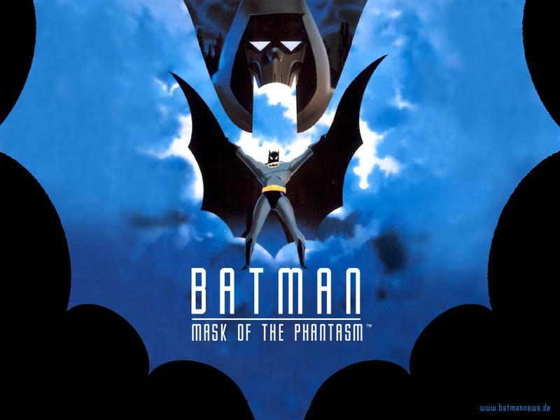 I'm Batman.