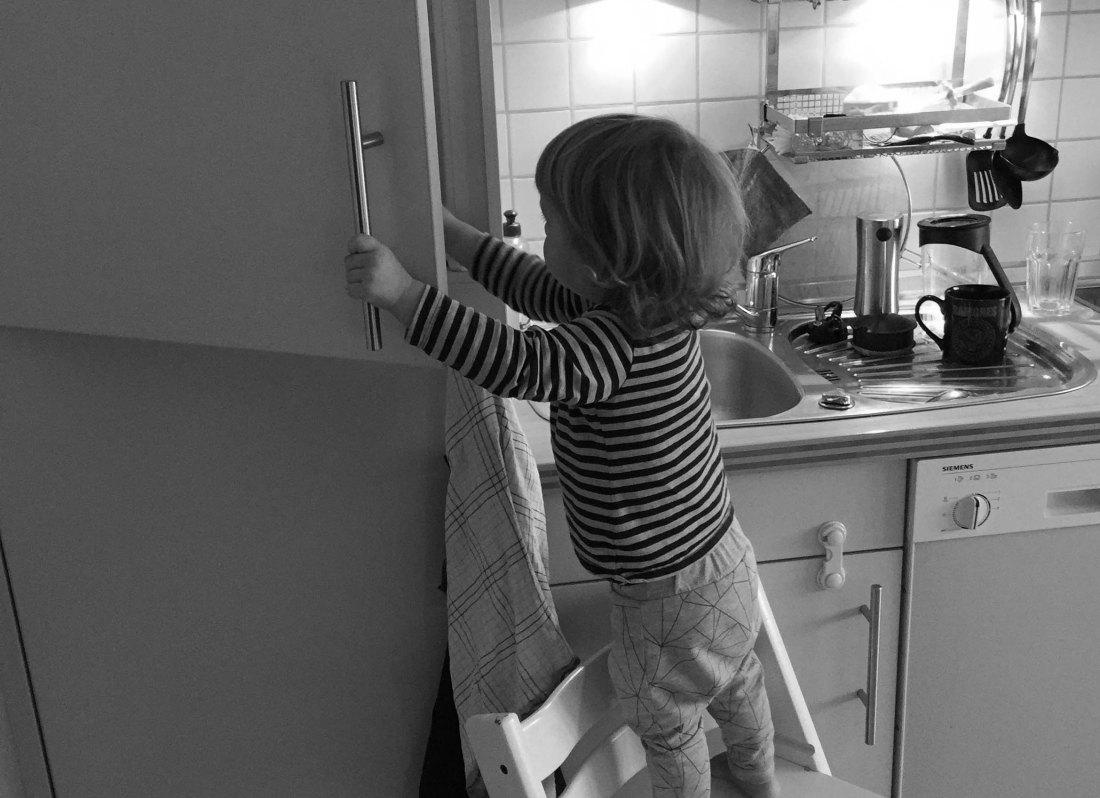 Bedürfnisorientierte Erziehung // Baby Led Weaning – Oder wie Mama lernt die Nerven zu behalten (Teil 2)