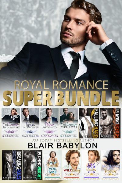 Royal Romance Superbundle Boxed Set