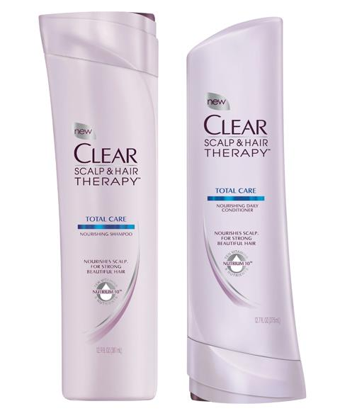 Clear Shampoo & Conditioner | Blair Blogs