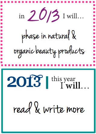 My Resolutions + A Free Printable | Blair Blogs