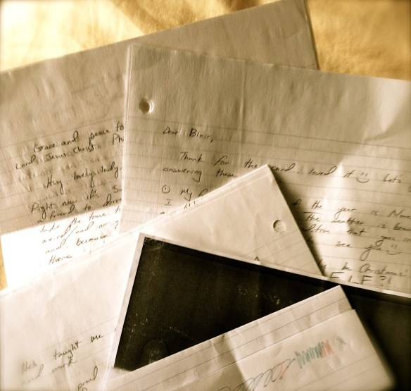 Emotional & Health Benefits of Letter Writing   Blair Blogs