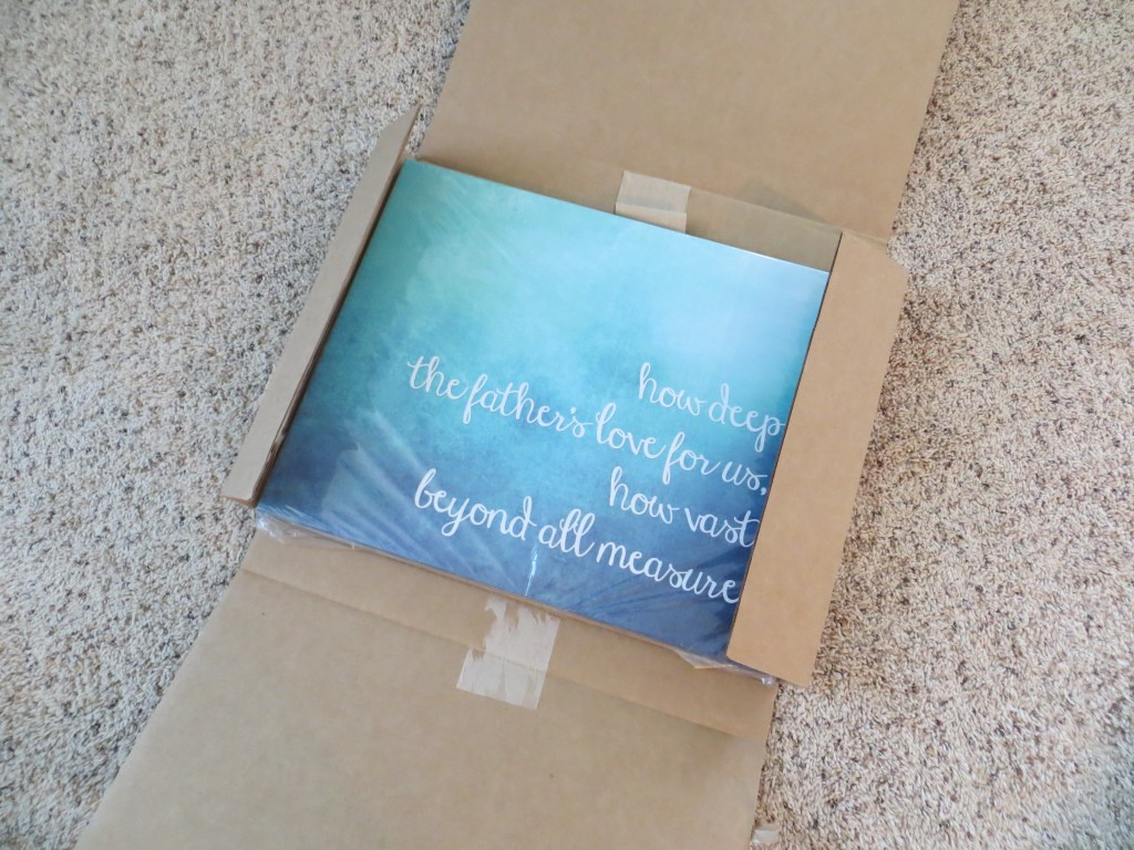Easy Canvas Prints | Blair Blogs
