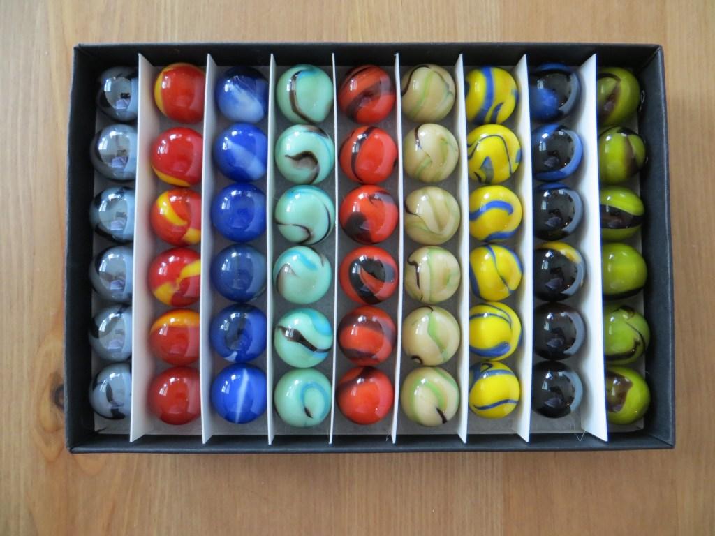 Make Every Week Count Marble Jar | Blair Blogs