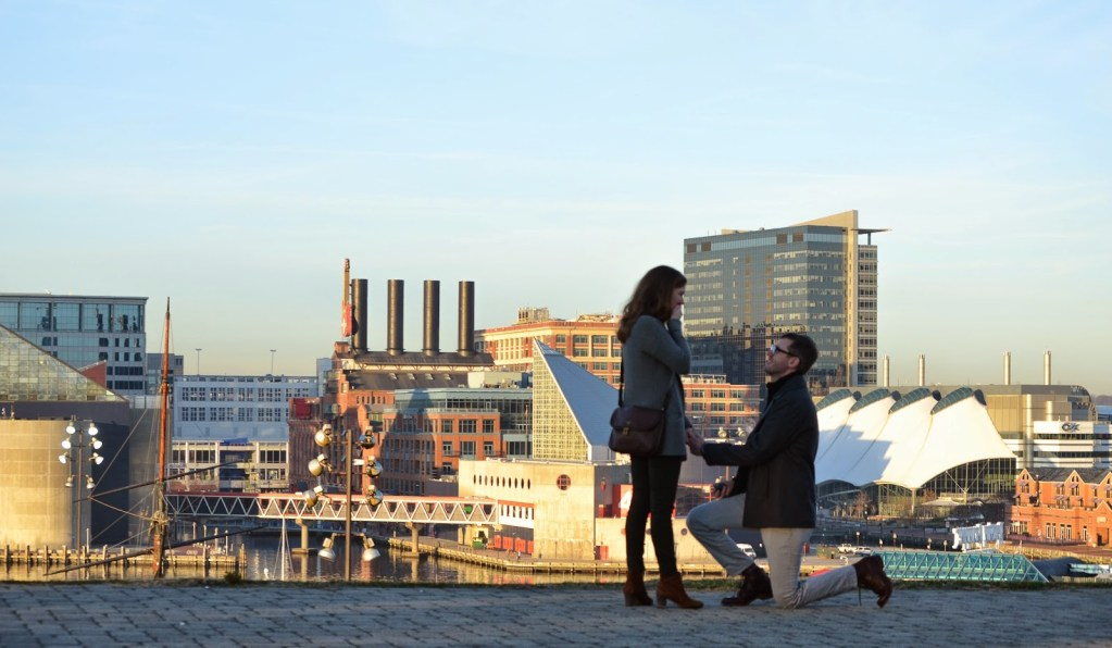 """Our Engagement Story: The Day I Said """"Yes!"""" 