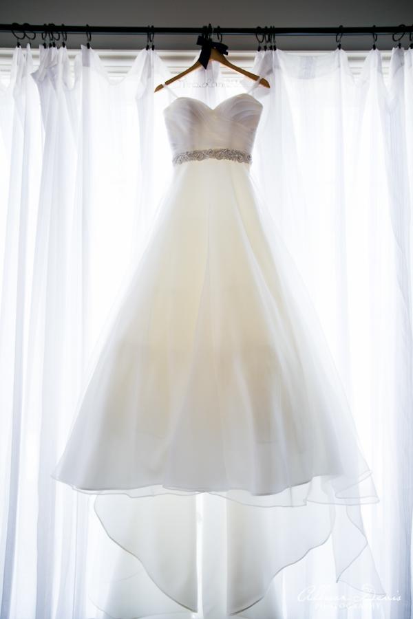 Bride and Groom Wedding Day Looks | Blairblogs.com