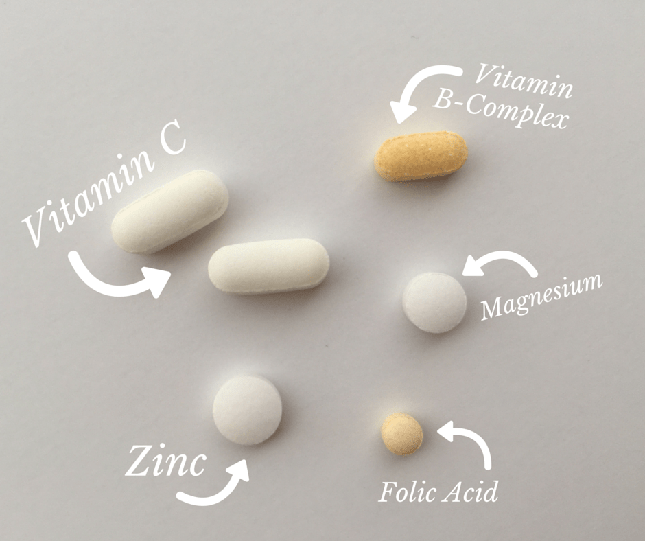 The Vitamins I Take Everyday | Blairblogs.com