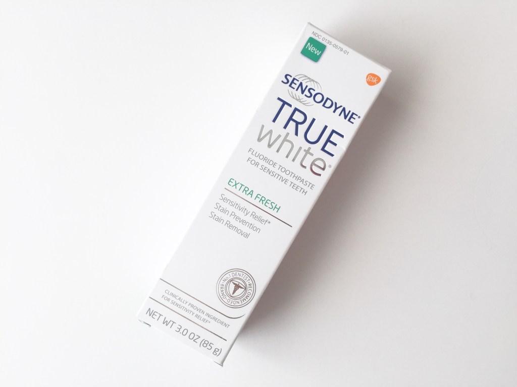 Sensodyne True White | Blairblogs.com