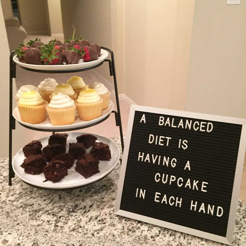 Girl's Dessert Night | Blairblogs.com