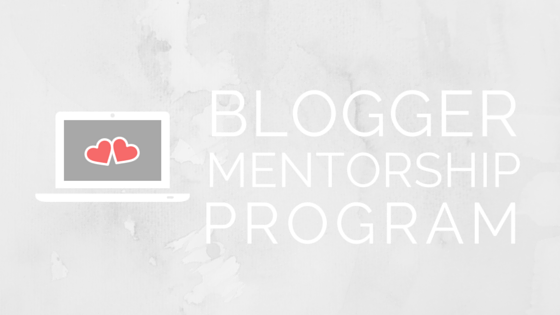 Blair Lamb Blogger Mentorship Program | BlairBlogs.com