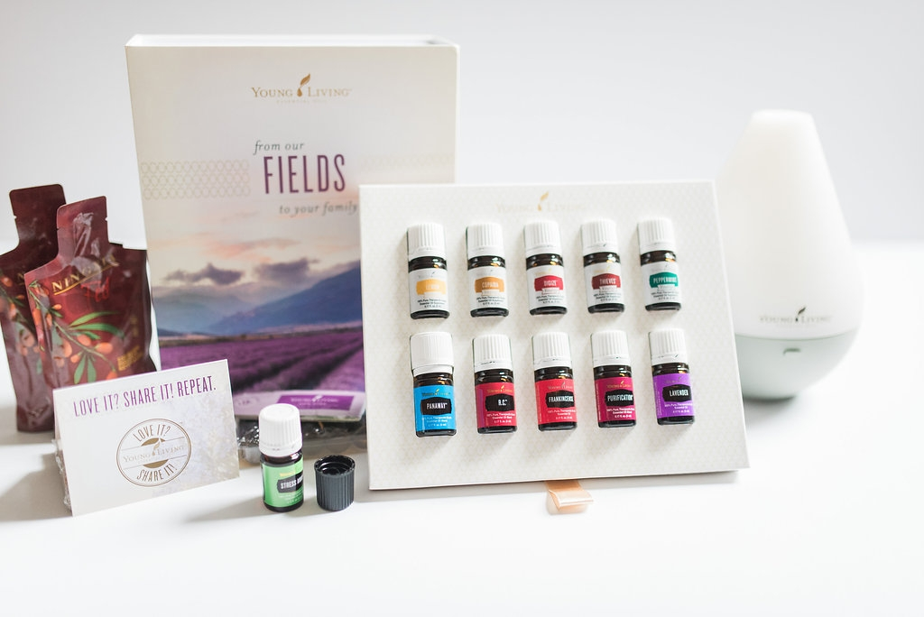 Essential Oils: How I'm Using Them + The Difference They've Made | Young Living Premium Starter Kit | BlairBlogs.com
