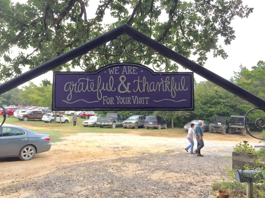 Fall Festival at Lavender Ridge Farm in Gainesville, Texas | BlairBlogs.com