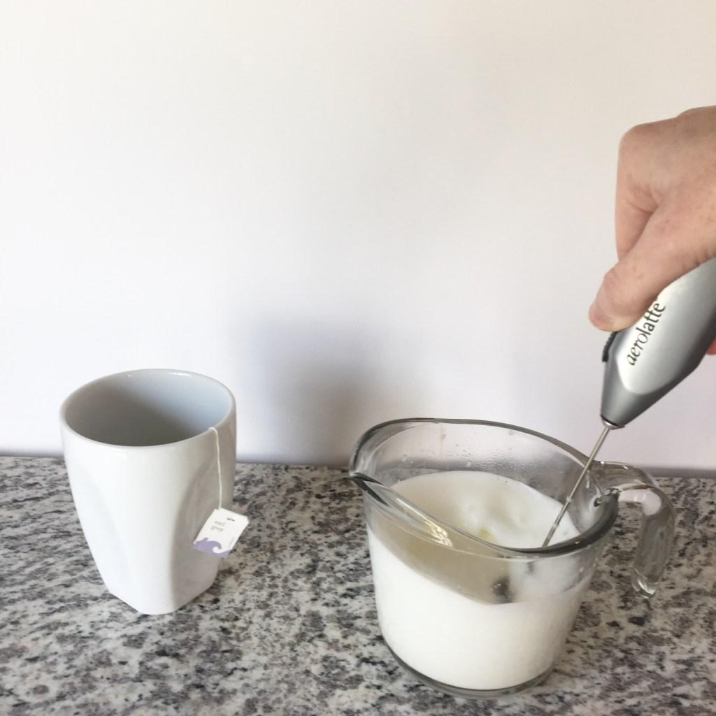 Copycat Starbucks London Fog Tea Latte Recipe | BlairBlogs.com