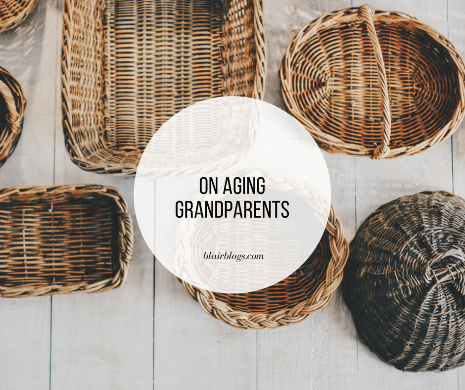 On Aging Grandparents