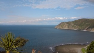 View from Lynton