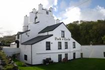 Combe Martin's Pack O'Cards pub