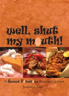 From the chef and co-owner of Winston-Salem's famed Sweet Potatoes Restaurant.