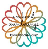 weekendwanderings