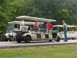 Shuttle bus carts