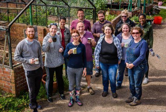 Bristol University Admin – volunteering powerhouse