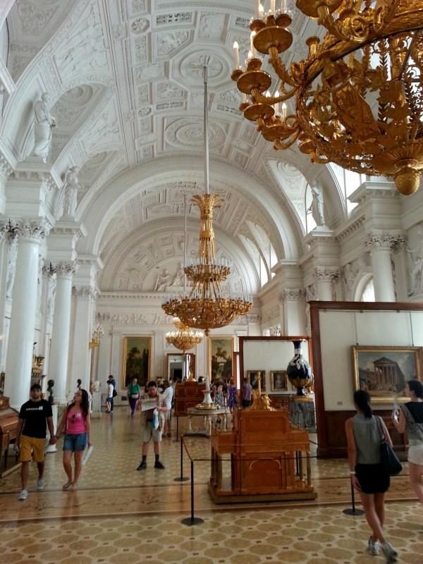 Hours In St. Petersburg Blais'ing Adventures