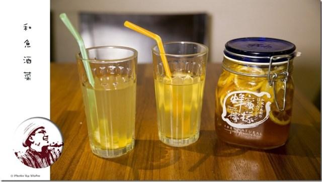 蜂蜜檸檬-和魚酒菜-信義安和站美食