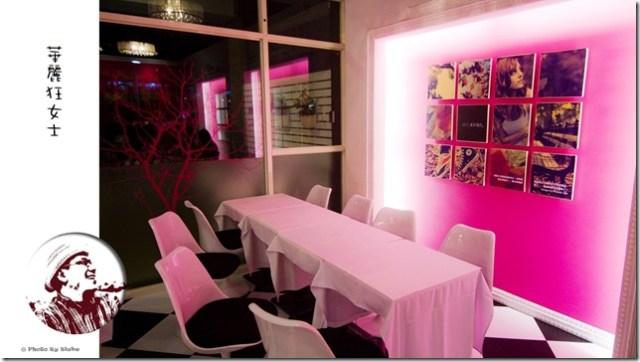 華麗狂女士-台中義式餐廳