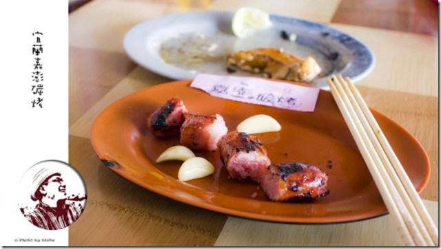 嘉澎碳烤澎湖牡蠣-香腸