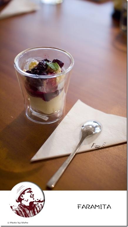 大直美食Faramita-手工甜點-紅莓冰淇淋