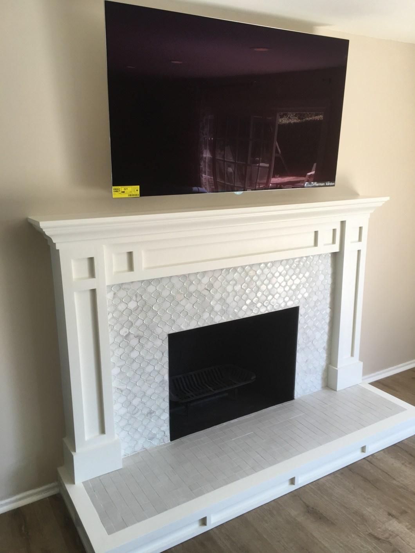 Fireplace Installation  Remodeling  Orange County Huntington Beach CA Blake Construction