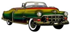 Classic Convertible Cadillac