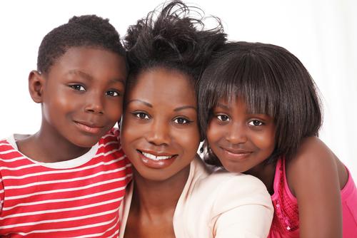 Une mère célibataire, un vrai challenge