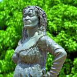 Statue Mulatresse Solitude
