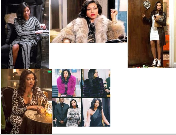 Cookie Lyon, l'arme stylistique de Empire