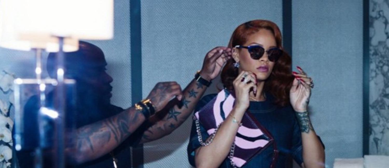 A nous les tatouages éphémères de Rihanna !