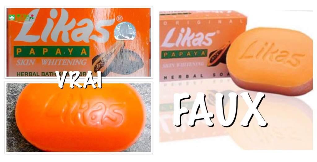 Le savon Likas Papaya souvent copié