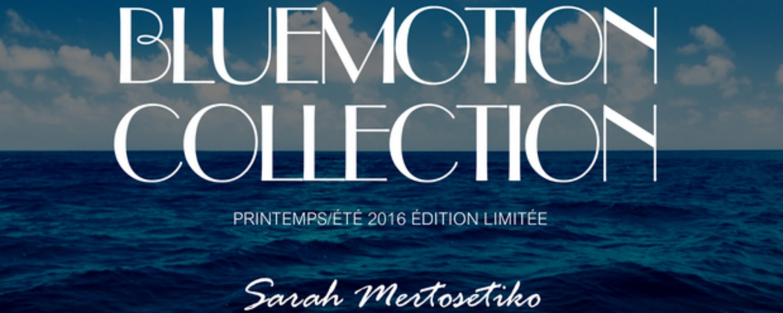 Sarah Mertosetiko, ce rêve en «blue motion»