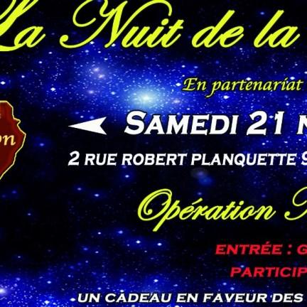 Nuit de la Guyane